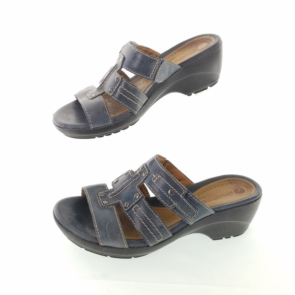 bbb1ee96ae57 Clarks Shoes - Clarks UnStructured Womens Sandals